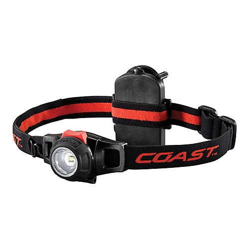 HL7 Focusing LED Headlamp with Dimming Function - 196 Lumens