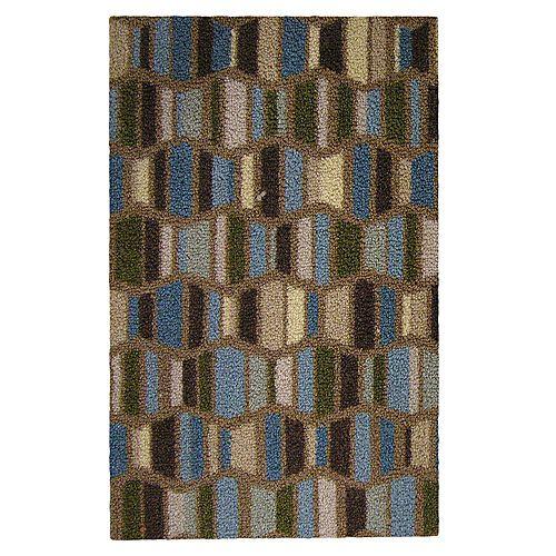 Lanart Rug Ethan Multi-Colour 2 ft. 4.5-inch x 4 ft. 1-inch Rectangular Mat