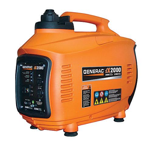 iX2000 Watt Inverter Generator