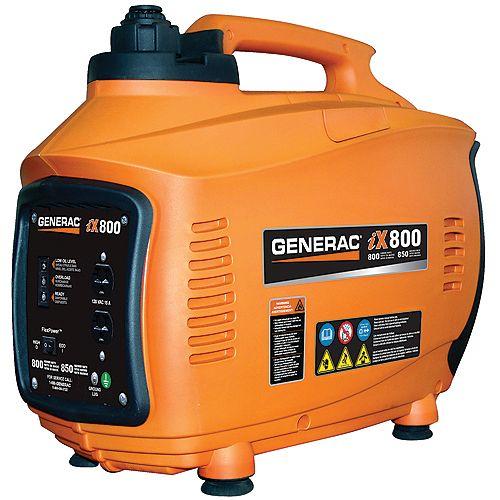 iX800 Watt Inverter Generator