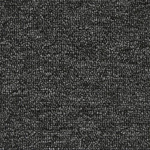 Klondike II Dark Cloud 12 ft. x Custom Length Level Loop Indoor Carpet