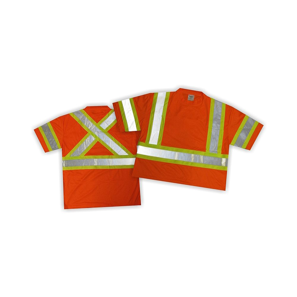 Workhorse Chemise de circulation W/ Stripes,Taille L
