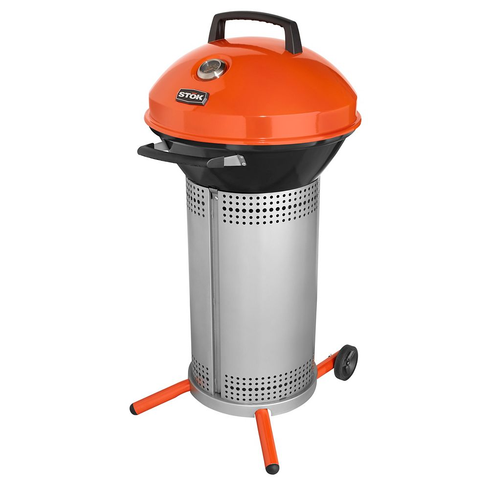 STOK Charcoal Tower