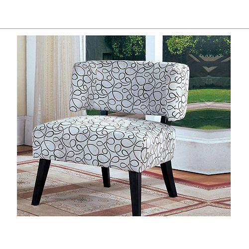 Nassau Accent Chair - Light Grey