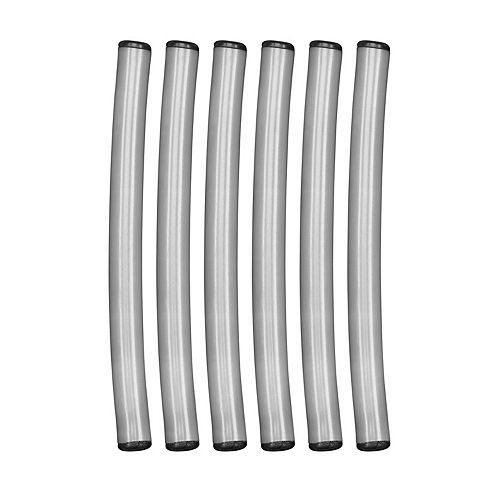6-Piece Wax Lubricating Sticks