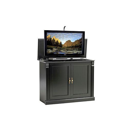Annie TV Lift Cabinet - Antique Black