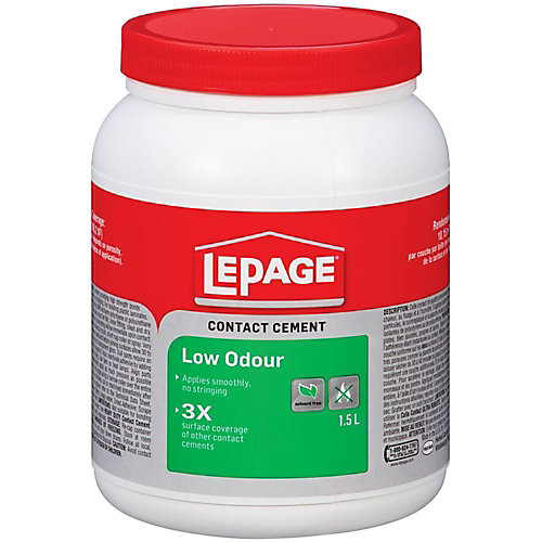 Low Odour Contact Cement 1.5L