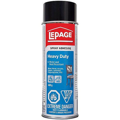 LePage Adhesif A Pulveriser Ultra Robuste 468G