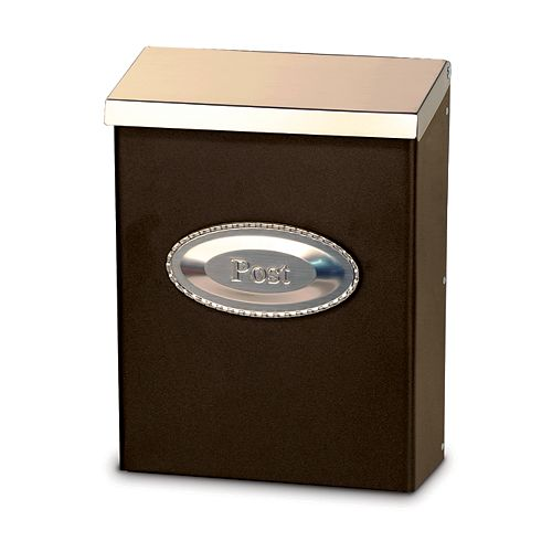 DMP Mailbox - Colonial Oil Rubbed Bronze