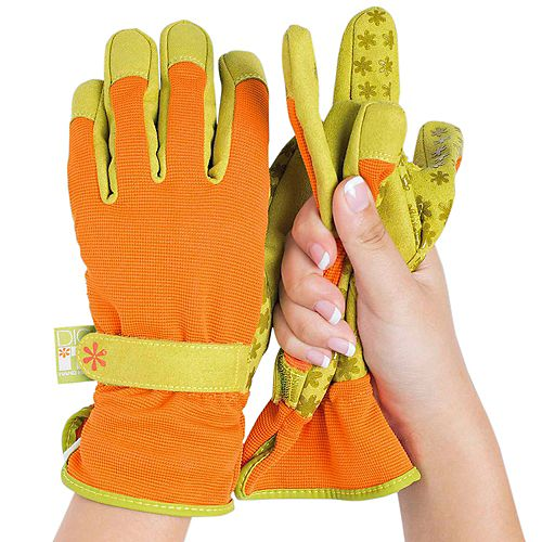 Dig It Size Extra Large (XL) Work Gloves with Innovative Pillow Top Advanced Fingertip Protection