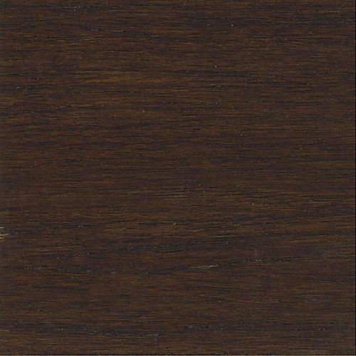Nutmeg-Brushed 3 1/4-inch x 5-inch Hardwood Flooring Sample