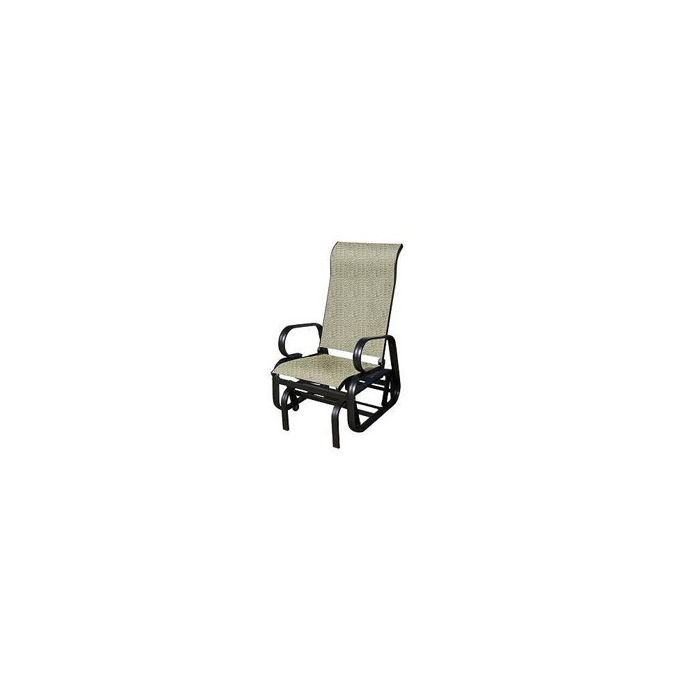 Sojag Bahia Aluminium Rocking Chair in Bronze