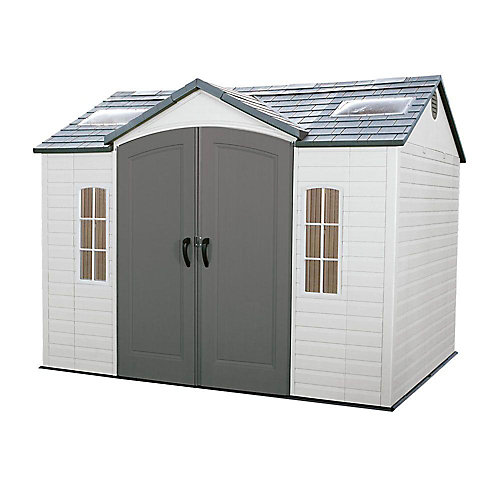 10 ft. x 8 ft. Outdoor Garden Shed