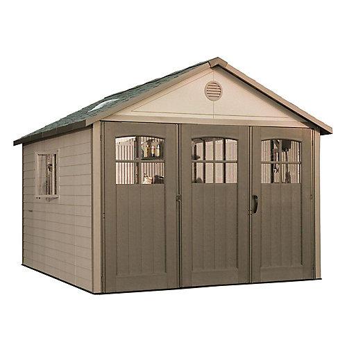 11 ft. x 11 ft. Carriage Door Building
