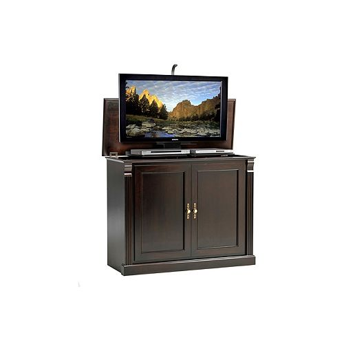 Annie TV Lift Cabinet - Espresso