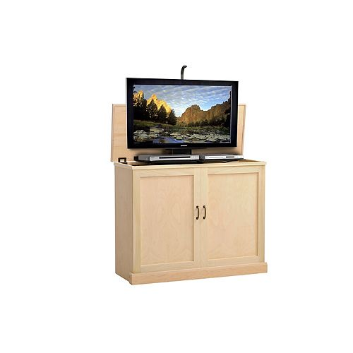 Katie TV Lift Cabinet - Unfinished