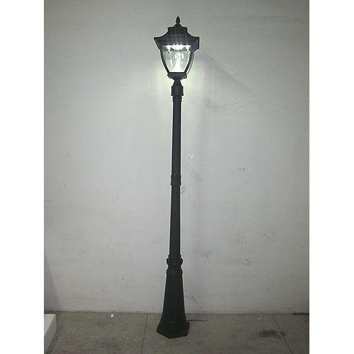 Lampadaire solaire Pagoda, à ampoule unique