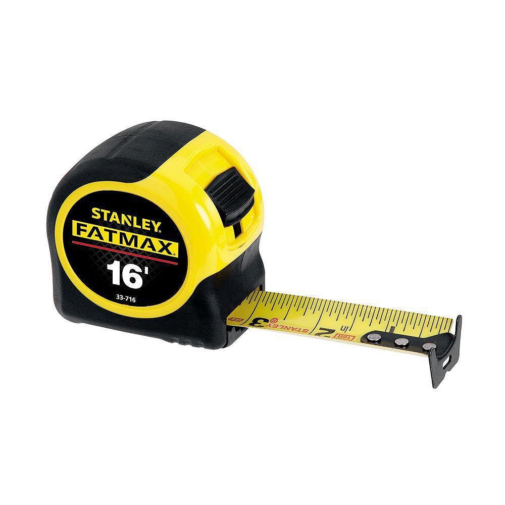 STANLEY FATMAX FATMAX 16 ft. x 1-1/4-inch Tape Measure