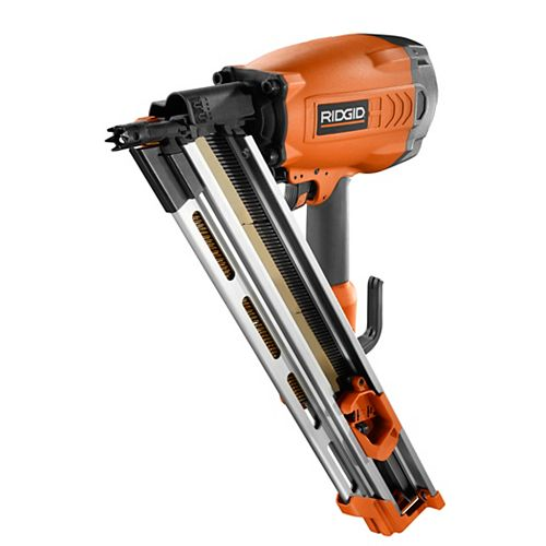 3-1/2 inch 30 Degree Clipped-Head Framing Nailer