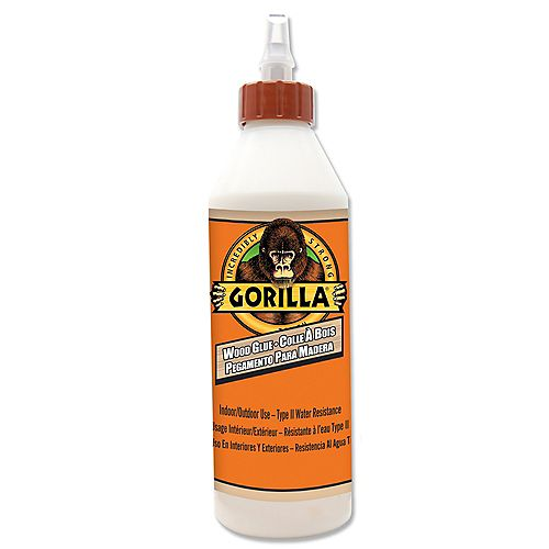 Gorilla 532ml Wood Glue