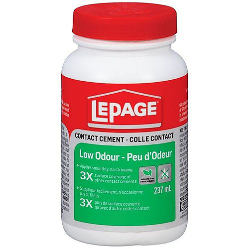 LePage Colle Contact Peu d'Odeur 273mL