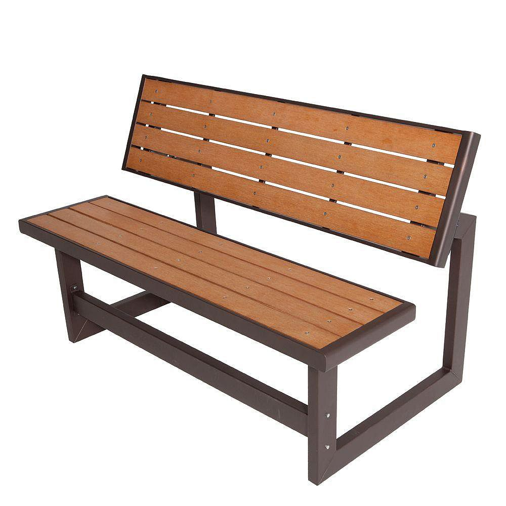 Lifetime Outdoor Convertible Bench