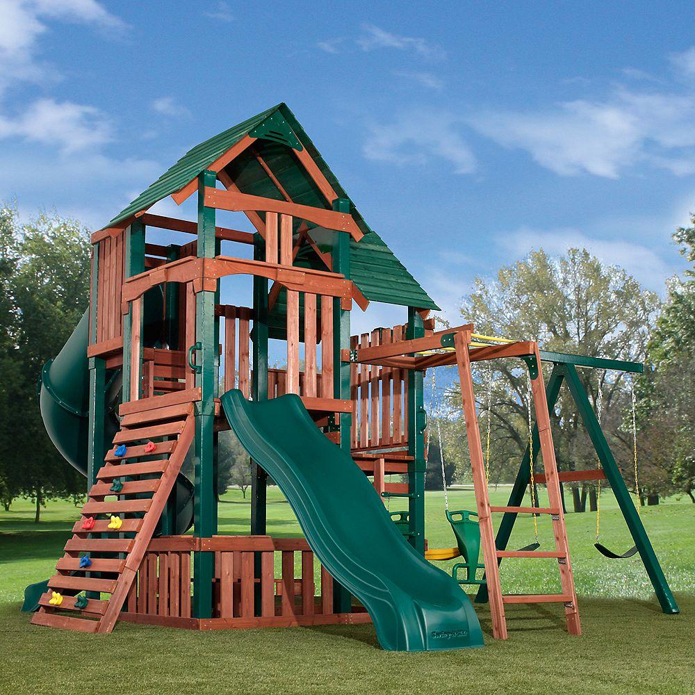 Timber-Bilt Structure de jeu prêts-àmonter Windward