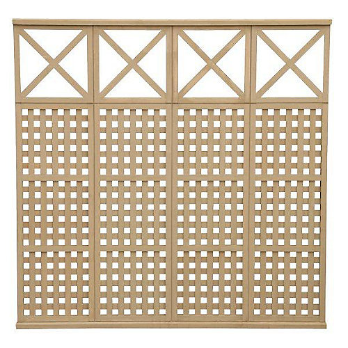 4 High Lattice / X Privacy Panel