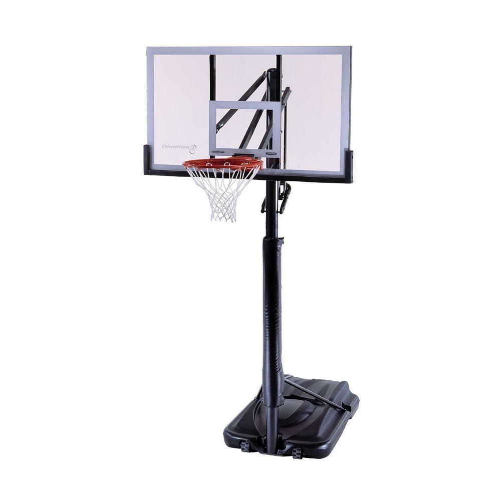 Lifetime Panier de basket-ball portable de 1,4m (54po) Shatter Guard