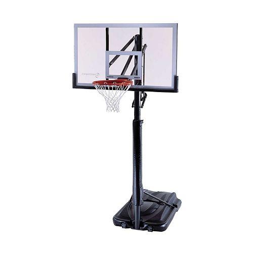 Panier de basket-ball portable de 1,4m (54po) Shatter Guard