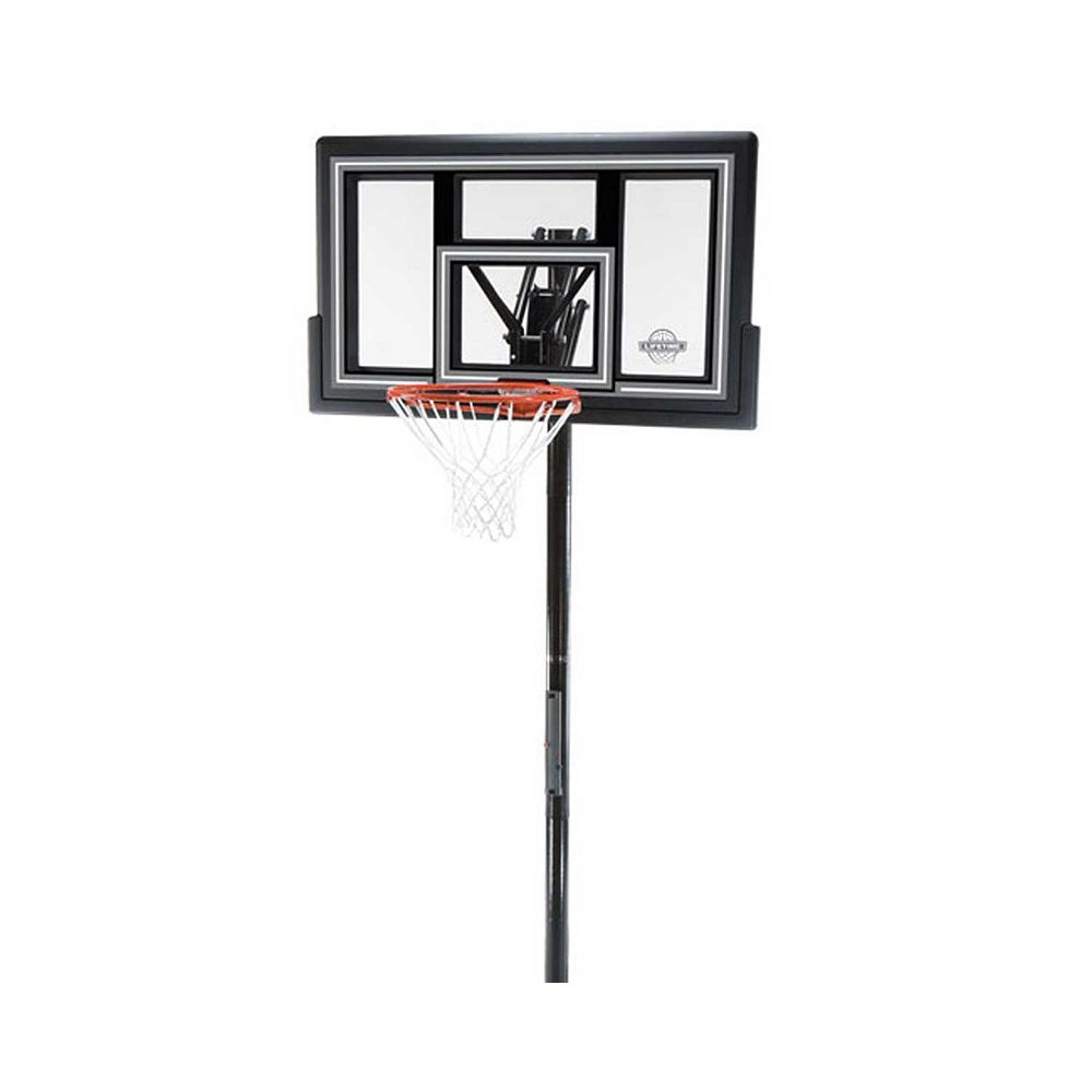 Lifetime Panier de basket-ball au sol de 1,27 m (50 po) Shatter Guard