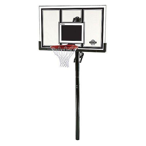Panier de basket-ball au sol de 1,4m (54po) Shatter Guard