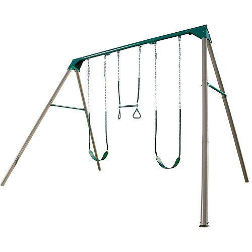 A-Frame Swing Set