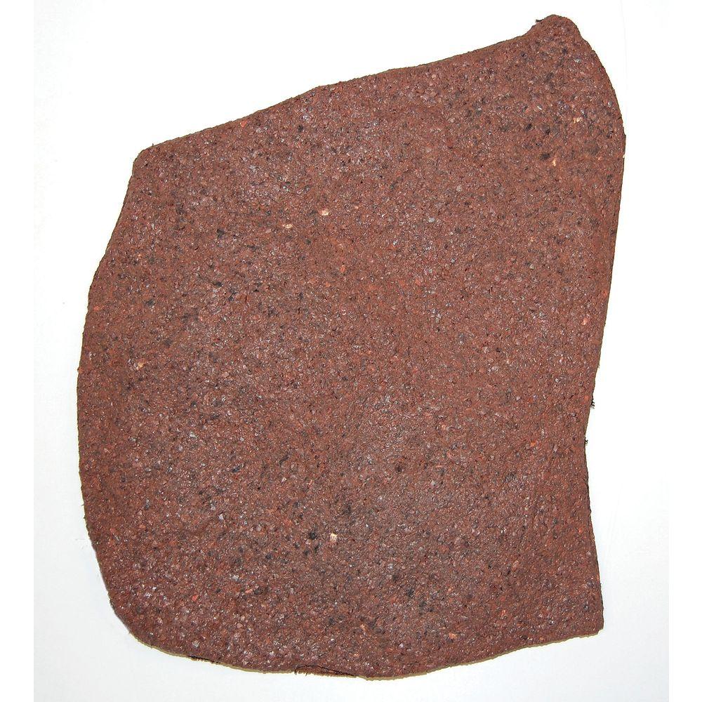 Envirotile Tremplins, Terra Cotta - 18 po x 18 po - (paquet de 1040)