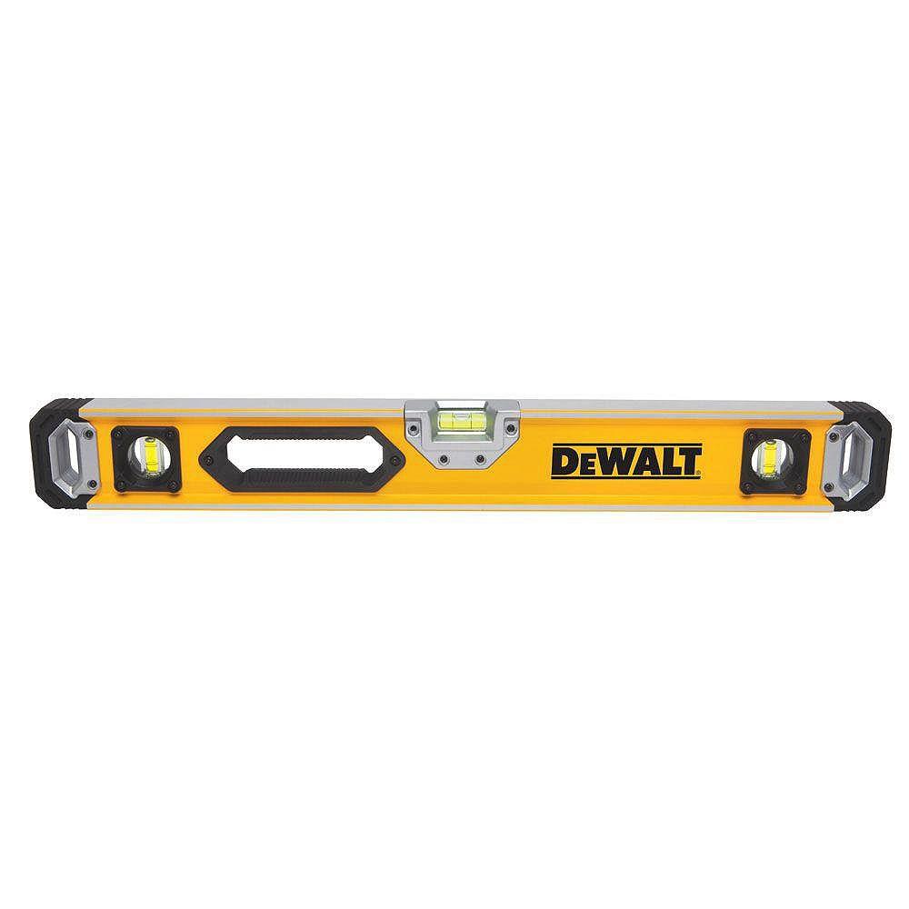 DEWALT 24-inch Non-Magnetic Box Beam Level