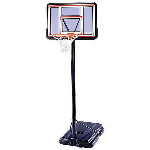 44-inch Fusion Portable Basketball Hoop