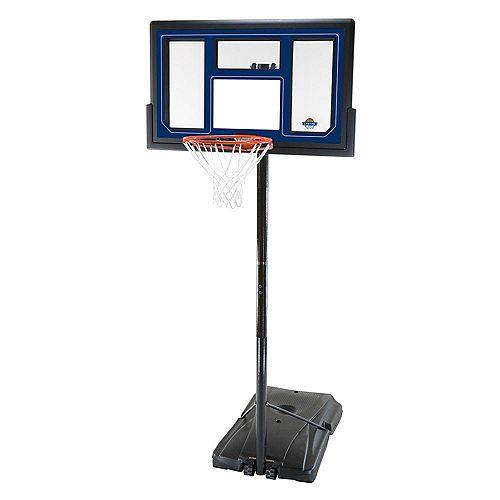 Système de basketball portable Fusion 1,27m
