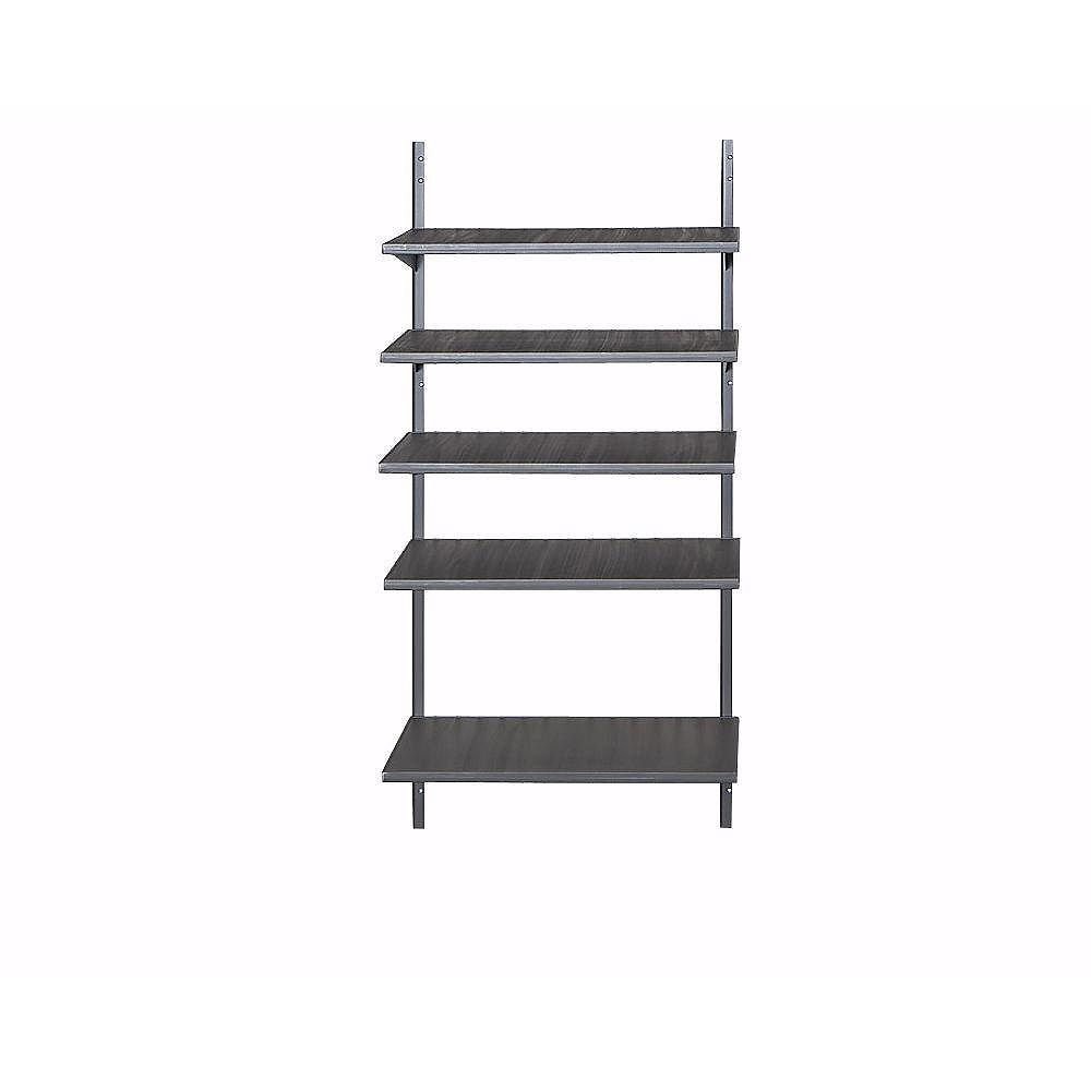 Lifetime 14-inch x 30-inch Shelf Kit 11 ft. W Shed (5-Pack)