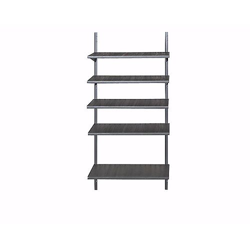14-inch x 30-inch Shelf Kit 11 ft. W Shed (5-Pack)