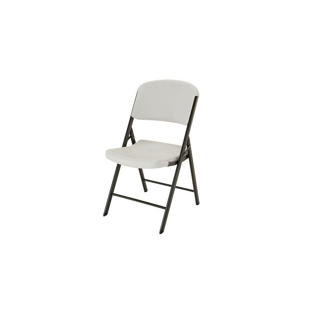 Lifetime Chaise pliante à contour commercial  - 4chaises par emballage