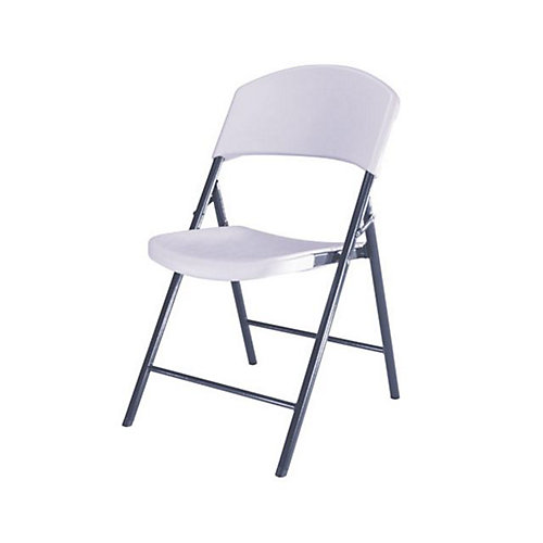 Light Commercial Outdoor Folding Chair (Set of 4)