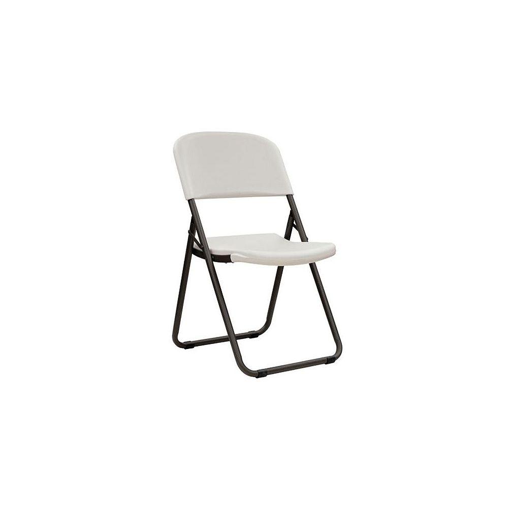 Lifetime Chaise pliante à contour bouclé - 4chaises par emballage