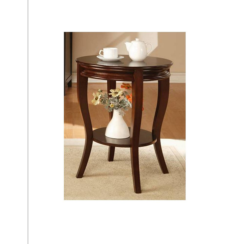 Worldwide Homefurnishings Inc. Carina table d'appoint