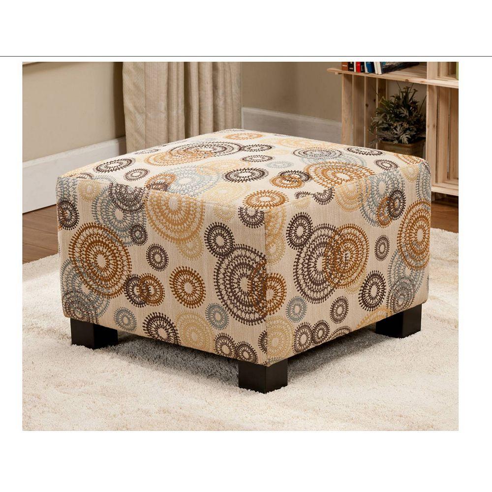Worldwide Homefurnishings Inc. Sonata ottomane table de salon