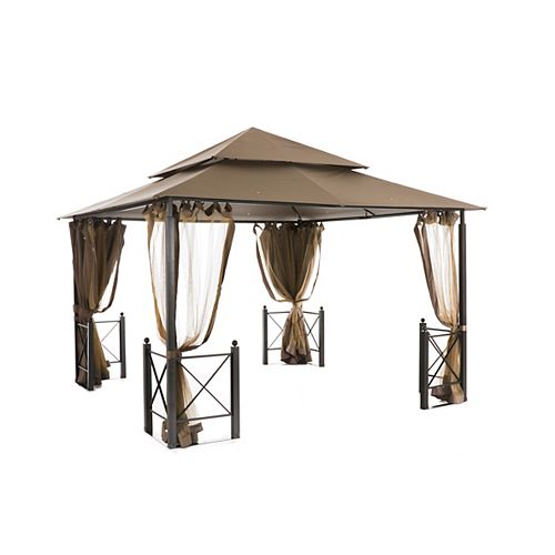HDG 12 ft. x 12 ft. Harbor Gazebo