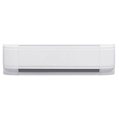 750 W Plinthe-convecteur linéaire - Blanc