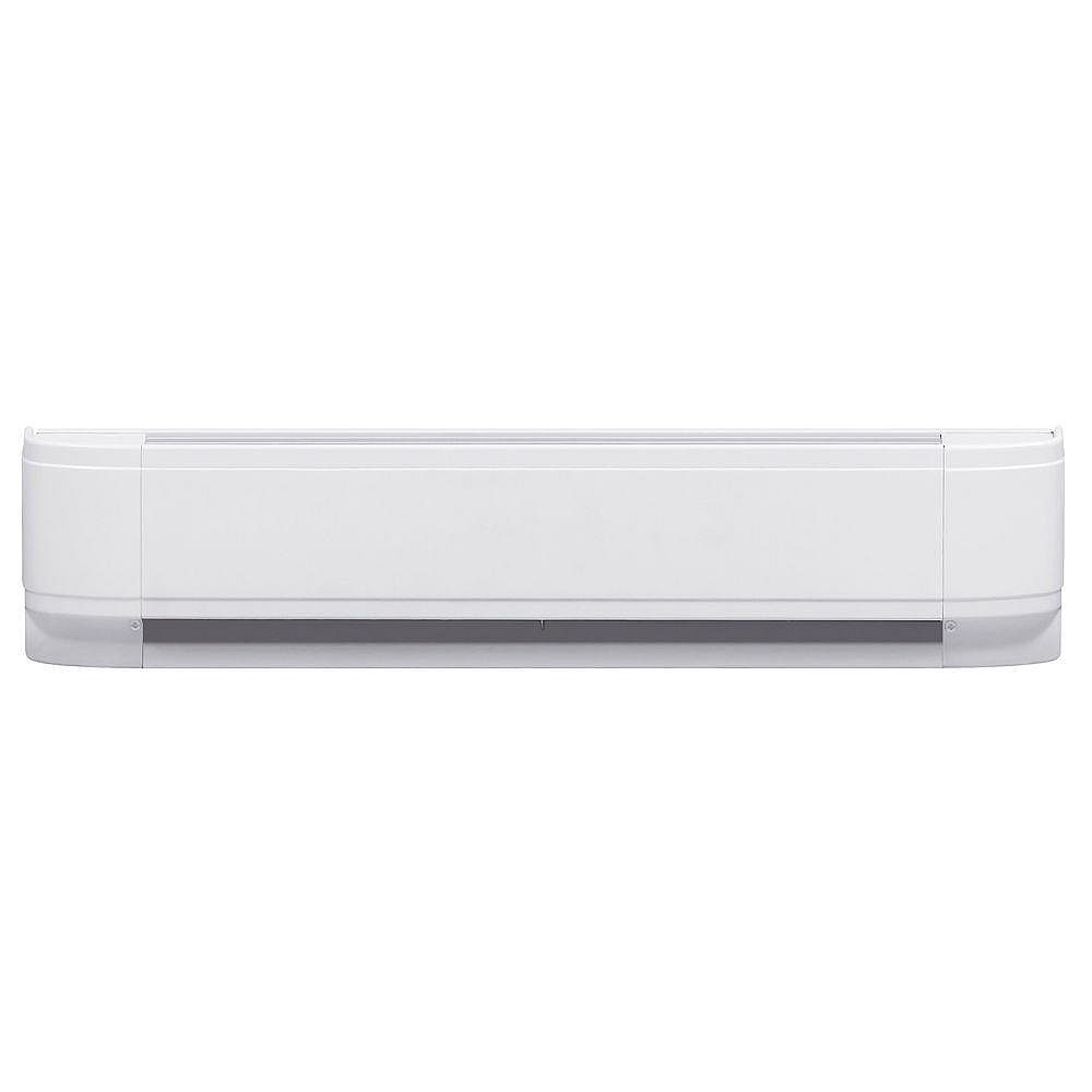 Dimplex 1000W Linear Convector Baseboard Heater in White