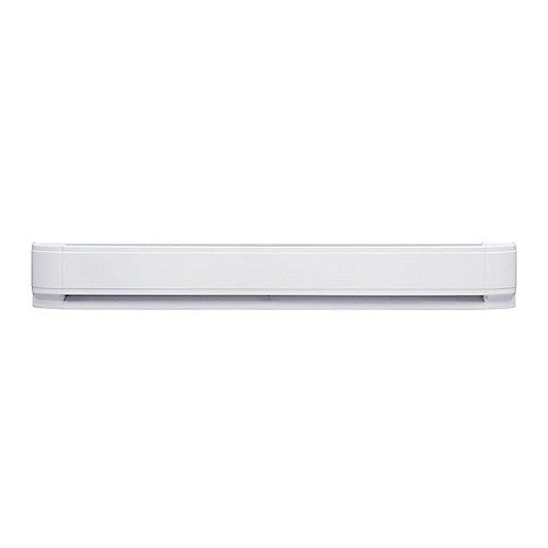 2000W Linear Convector Baseboard - White