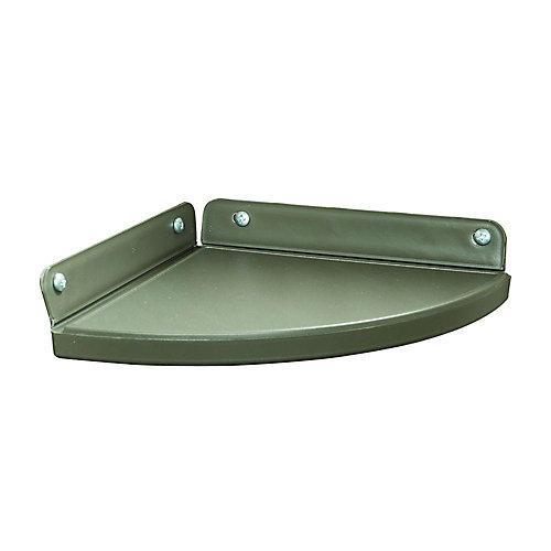 Corner Shelf for Sheds (2-Pack)