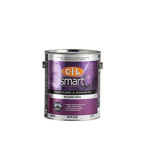 Peinture CIL Smart3 Meubles Et Armoires Fini Mélamine - Gallon